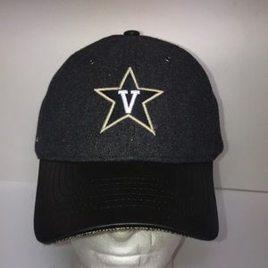 Men's Vanderbilt University Hat New with tags